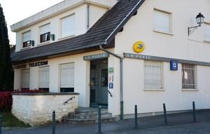 bureau de poste communal