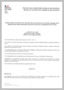 arrete-prefectoral-membres-commission-controle-liste-electorale