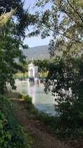 Vue sur le pont de Seyssel