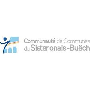 Logo Communauté de Communes du Sisteronais-Buëch
