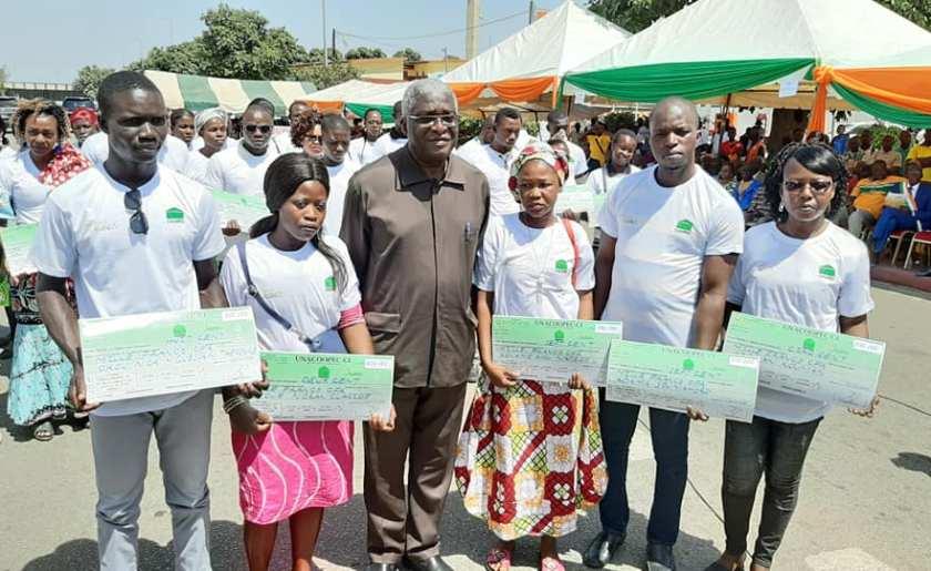 Emplois jeunes dans le Gbêkê