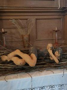 Sculpture de Fanny FERRE