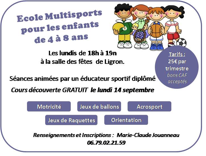 flyer gym enfants 2015_14 sept