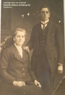 george and hannah WW1