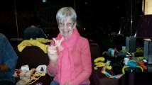 Judy mastering the God's eye