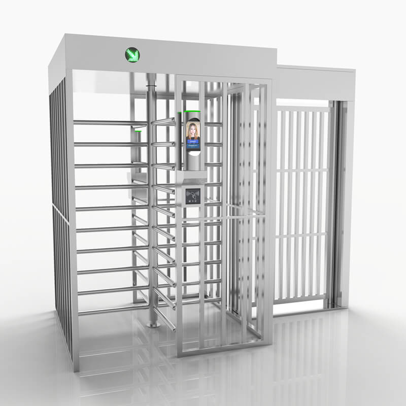 Full height turnstile gate in india- Mairsturnstile