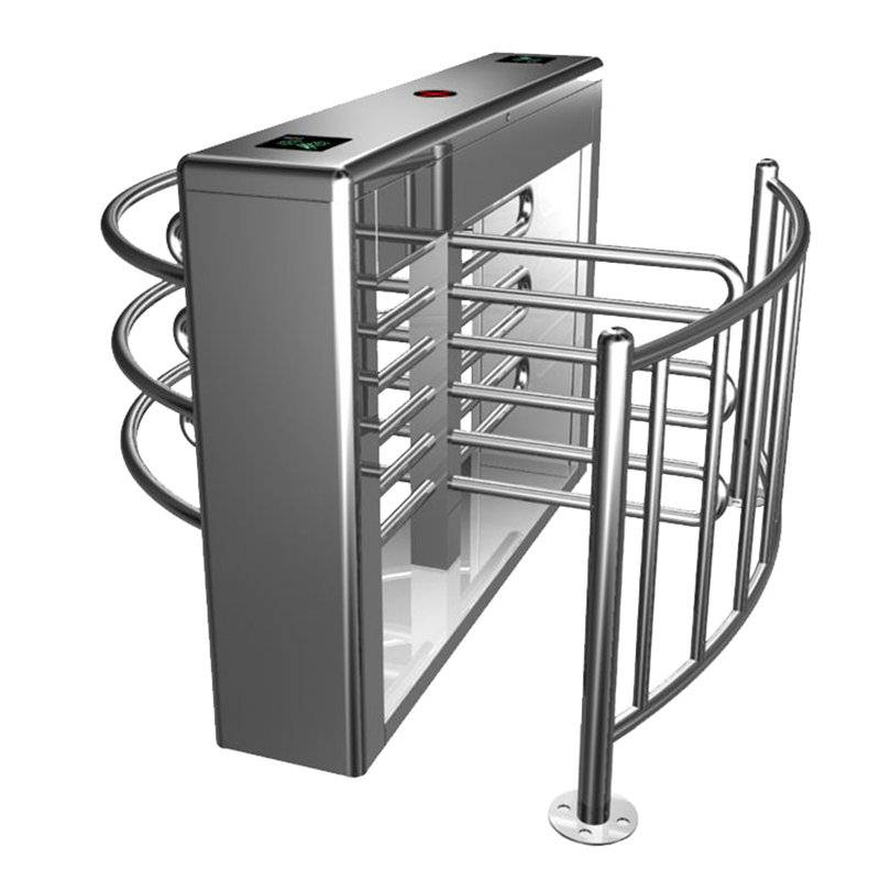 Waist high turnstile barrier gate for sale - Mairsturnstile