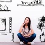 Soluciones decorativas para espacios que no utilizas