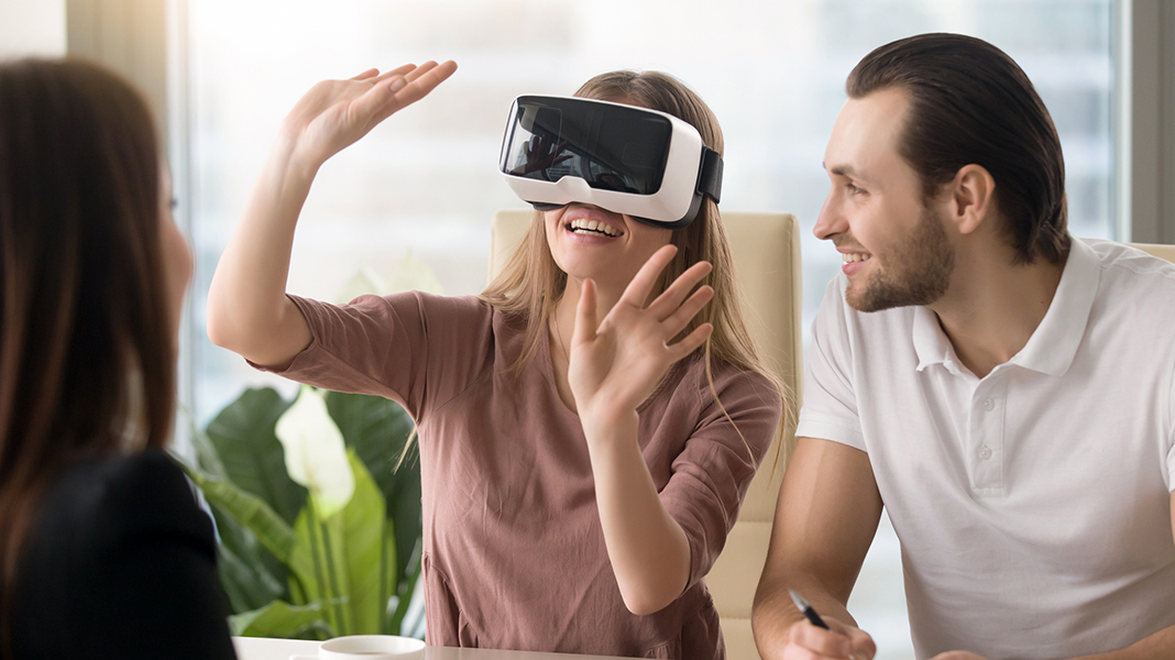 Realidad virtual inmobiliaria