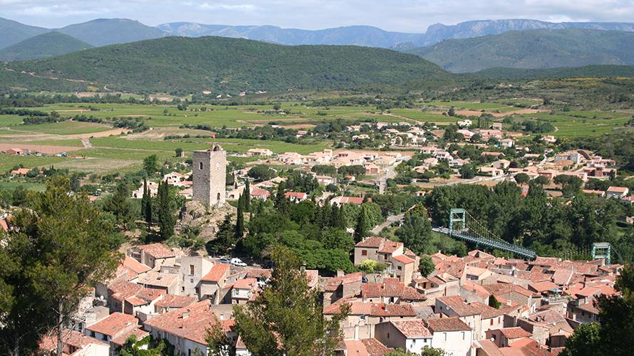 Saint-Chinian, Francia
