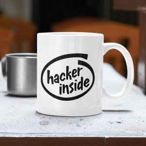 Caneca Hacker Inside