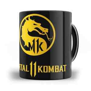 Caneca Mortal Kombat 11