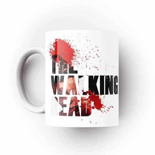 Caneca The Walking Dead Rick