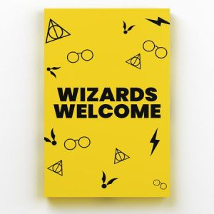 Quadro Wizards Welcome