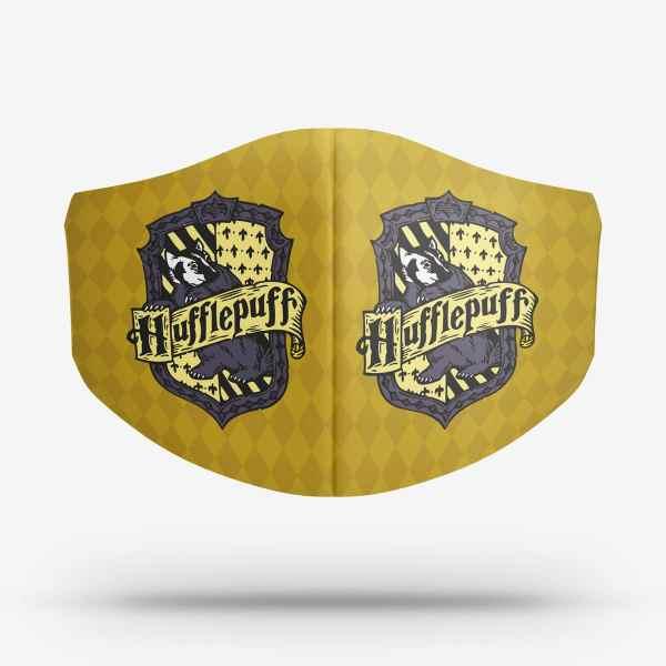 Máscara Hufflepuff Lufa-Lufa Harry Potter