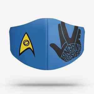 Máscara Sciences Star Trek