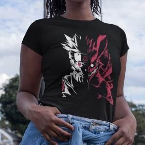 Camiseta Naruto Kurama