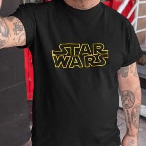 Camiseta Star Wars Logo