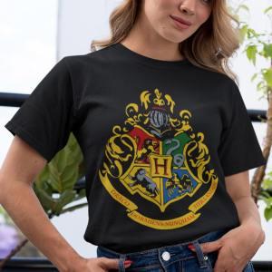 Camiseta Hogwarts Brasão