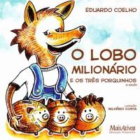 O Lobo Milionário Capa - Bx
