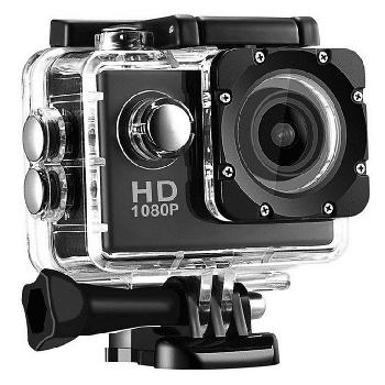 Oferta flash! Câmara desportiva 1080P HD por 7,6€ e desde Espanha por 10,9€