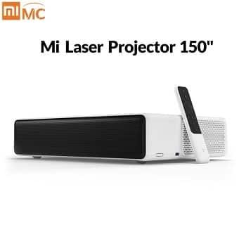 Projector laser Xiaomi Mi Ultra versão global por 893€ desde Espanha