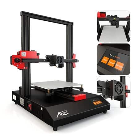 Impressora 3D Anet ET4 desde França a 115,96€