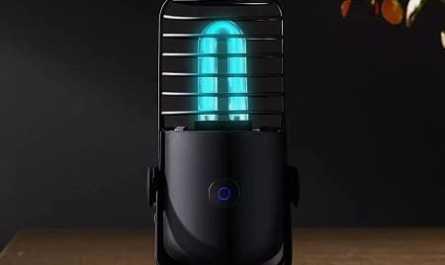 lampada-esterilização-UV-xiaomi-youpin-barata