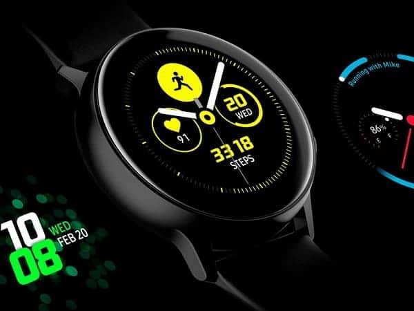 Melhor preço Amazon! Samsung Galaxy Watch Active desde Espanha a 119€