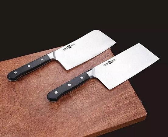 Faca de chef Xiaomi em aço inoxidável, desde a Europa por apenas 23,84€