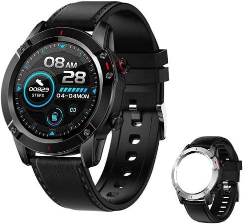Cupom Amazon! Relógio inteligente 1,3″ desde Espanha por apenas 15,99€