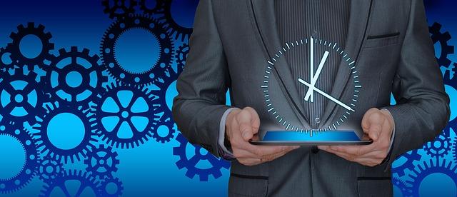 Com o gerenciamento de tempo você chega mais perto dos seus objetivos