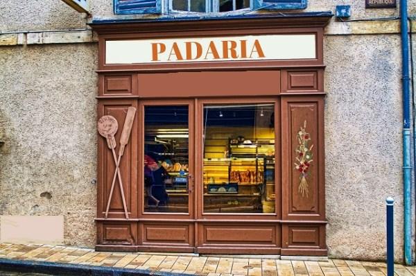 Ponto comercialda padaria