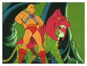 Top 5 séries animadas ocidentais dos anos 80 (categoria super-heróis) (3/5)