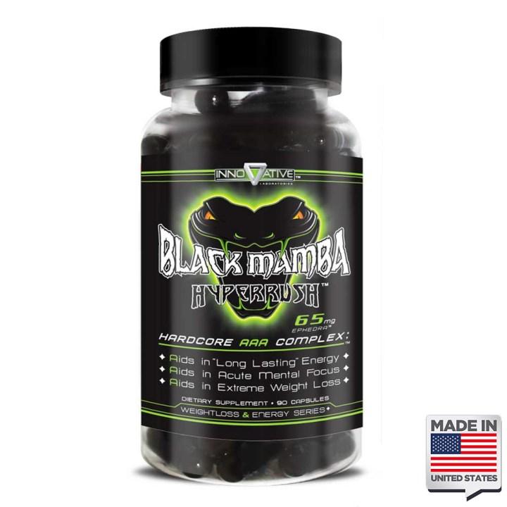 Termogênico Black Mamba