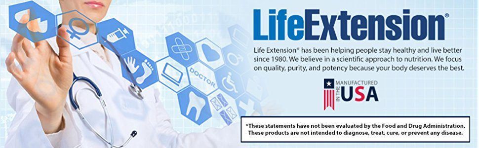 fabricante life extension