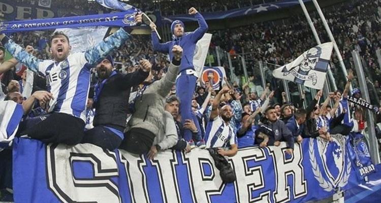 Cabecilha dos Super Dragões com insultos racistas na Liga Europa