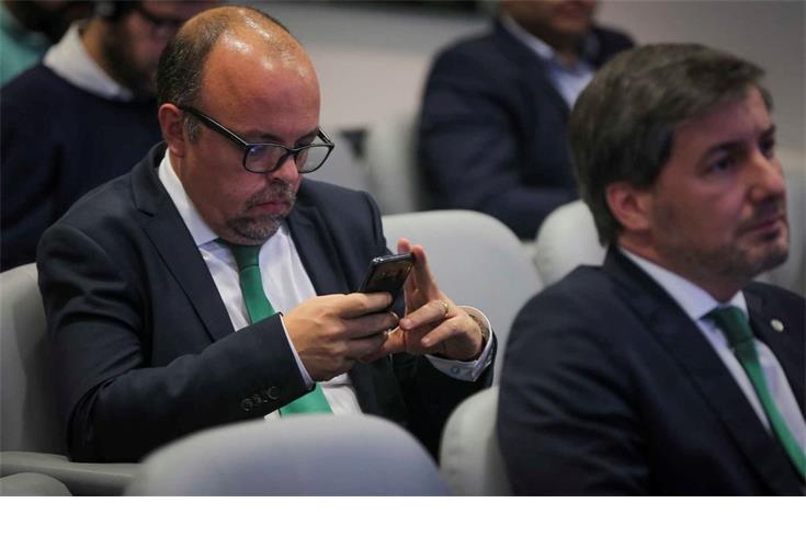 Nuno Saraiva : Quem tem cu,  tem medo!