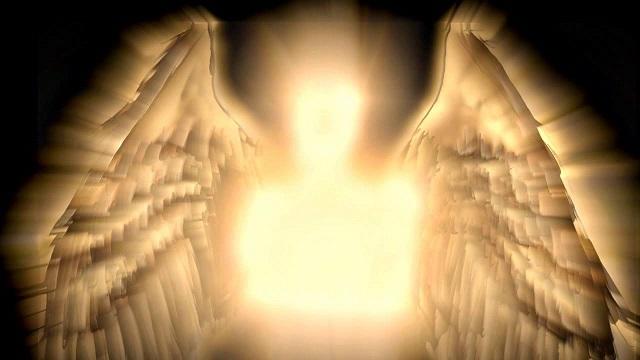 Anjos trabalham no Céu