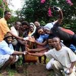 Documentary Lab 2013 – tree planting & last dinner Thumbnail