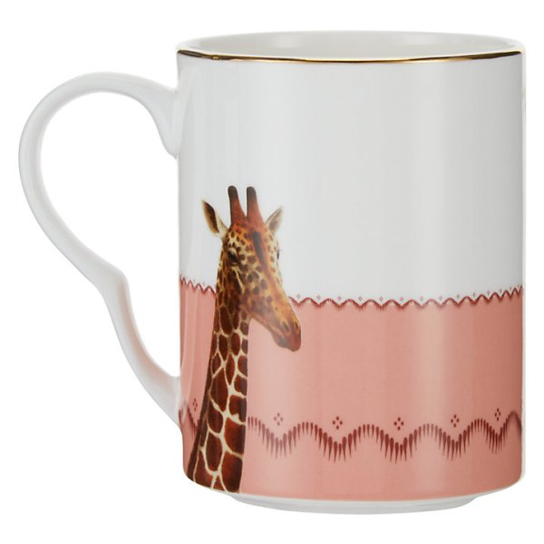 Yvonne Ellen Giraffe Mug
