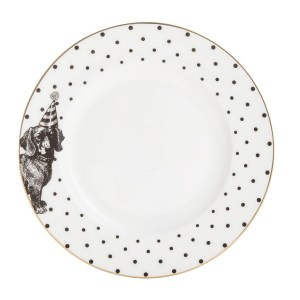 Yvonne Ellen Party Pup Side Plate