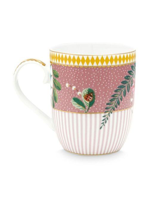 La Majorelle Mug Small in Pink