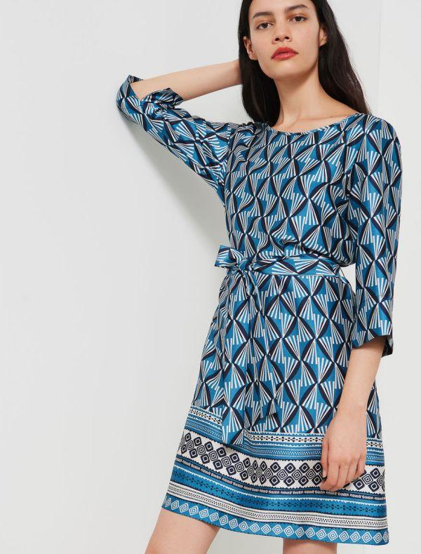 Emme Marella Blue Fantasy Dress