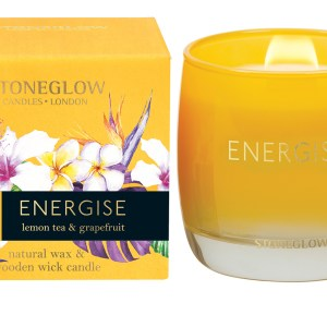 StoneGlow Infusion Energise Lemon Tea & Grapefruit Tumbler