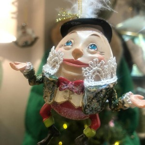 Humpty Dumpty Tree Decoration