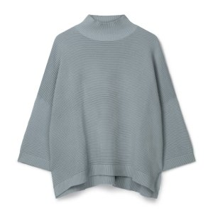 Chalk Vicki Jumper in Ice Blue
