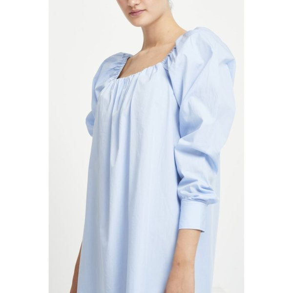 Rosie Julise Dress in Sky Blue