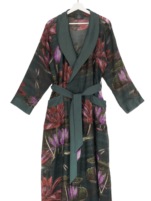 North Indian Lily Dressing Gown