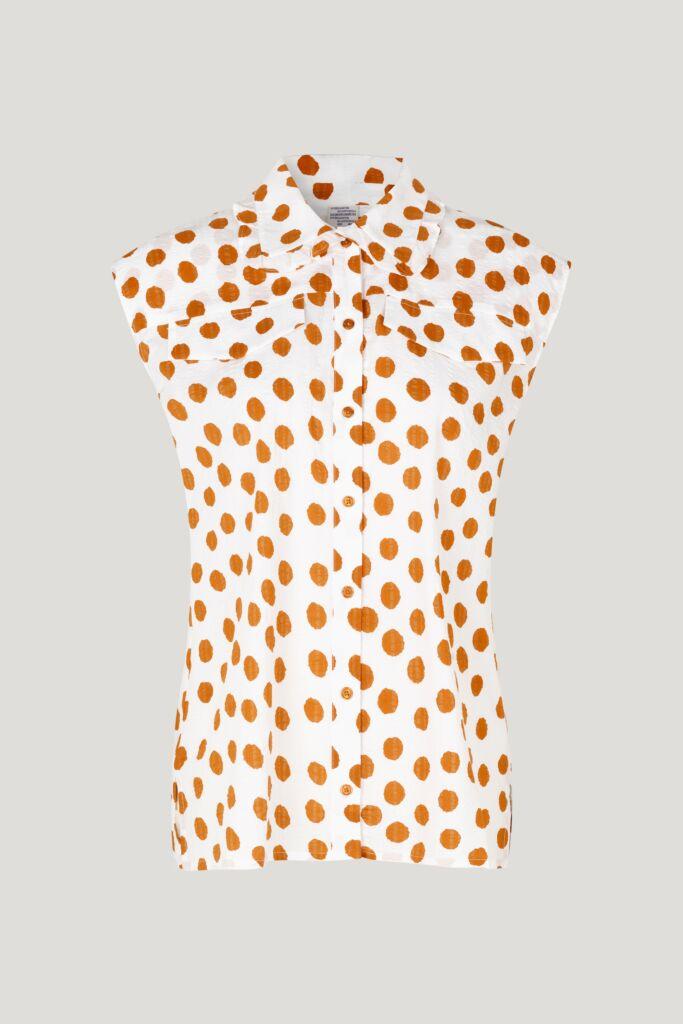 Mukunda Shirt in Sunflower Love
